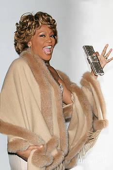 Whitney Houston by Nina Prommer