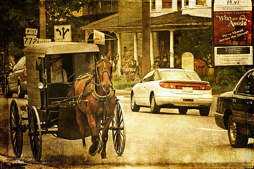 Wes and Dotty Weber - Who Are The Amish