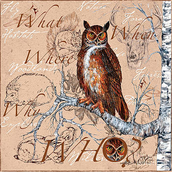 Who Owl by Sher Sester