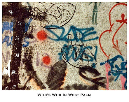 Who's Who in West Palm by Lorenzo Laiken