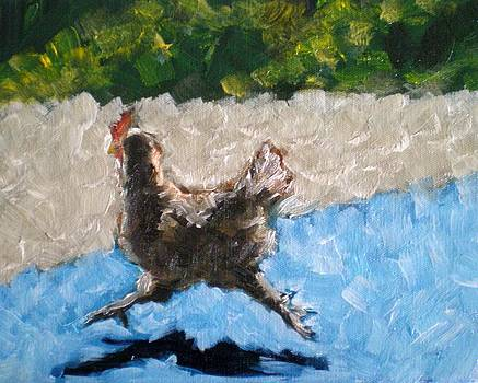 Why did the Chicken... by Sheila Tajima