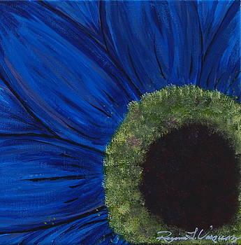 Why so Blue? by Regina  Vasquez