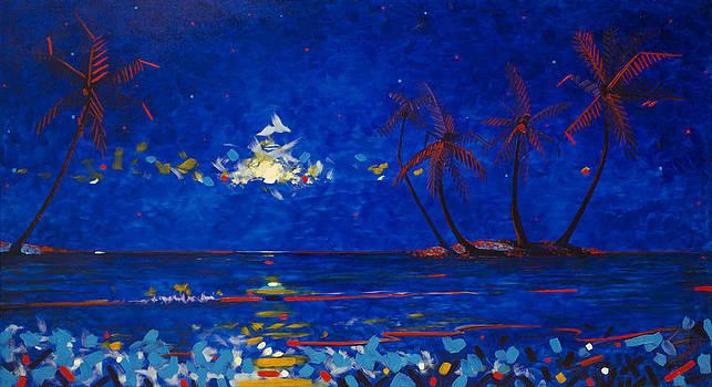 Wiamea by Anguspaul Reynolds