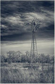 Wichita Water Pump 7D09434 by Guy Whiteley