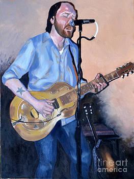 Wicked Blues Sean Pinchin by Joan McGivney