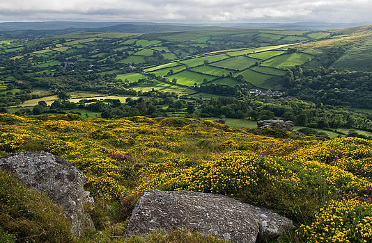 Widdecombe in the Moor by Pete Hemington