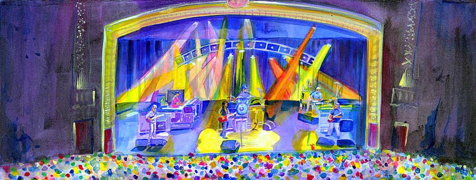 David Sockrider - Widespread Panic Peabody Opera House