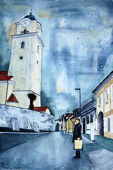 Widow by Zuzana Vass