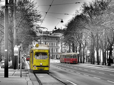 Wien by Sorin Ghencea