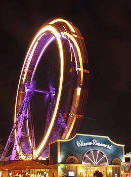Wiener Riesenrad by Marc Huebner