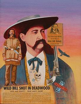 Wild Bill Hickok  by J W Kelly