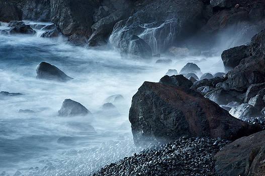 Wild Coastline by Jay Evers