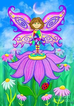 Nick Gustafson - Wild Flower Fairy
