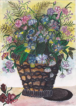 Wild Flowers by Pragya Maheshwari