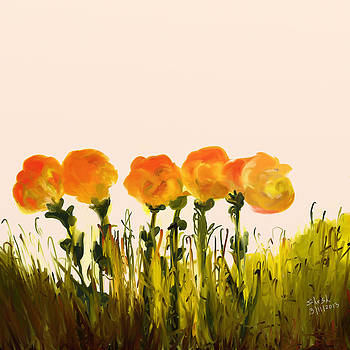 Shesh Tantry - WIld Flowers