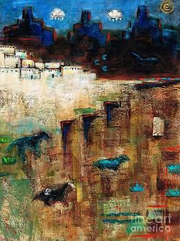 Wild Horse Canyon by Frances Marino