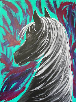 Wild Horse by Ginny Youngblood