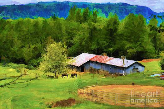 Wild Horses by Benny Ventura