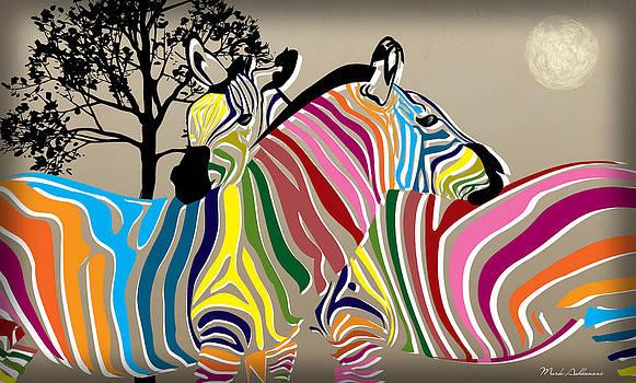 Wild Love 2 by Mark Ashkenazi