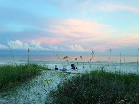 Wild sea grass by Aimee Vance