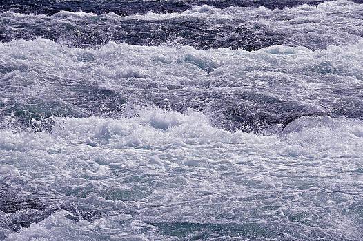 Wild Water by Paul Van Baardwijk