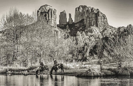Wild Wild West by Kelly Marquardt