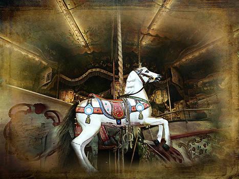 Barbara Orenya - Wild wooden horse