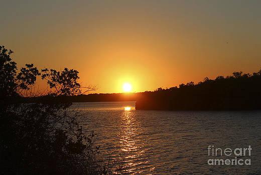 Wildcat Cove Sunset by Megan Dirsa-DuBois