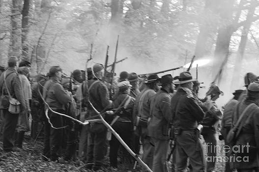 Jonathan Whichard - Wilderness 150th CIVIL WAR