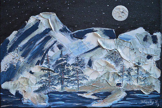 Donna Blackhall - Wilderness Sky