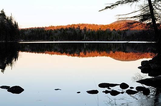 Wilderness Sunset by Bob Grabowski