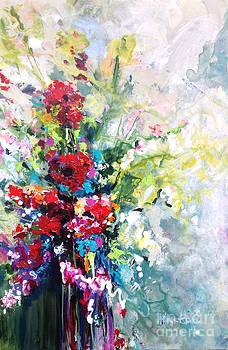 Wildflowers for Hannah by Karen Ahuja