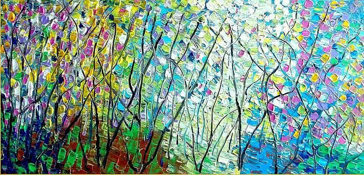 Wildflowers by Shirley Smith