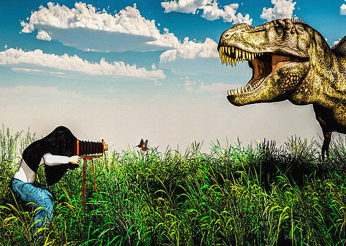 Wildlife Photographer  by Bob Orsillo