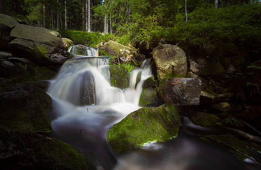 Wildromantic Waterworld by Andreas Levi