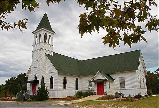 Wildwood Church by Chet King