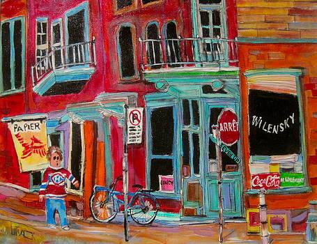 Wilensky Spring #2 by Michael Litvack