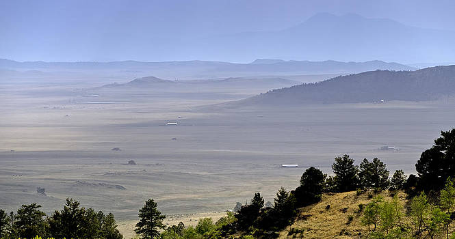Wilkerson Pass Colorado by Greg Reed