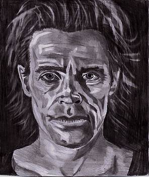 Willem Dafoe by Timothy Fleming