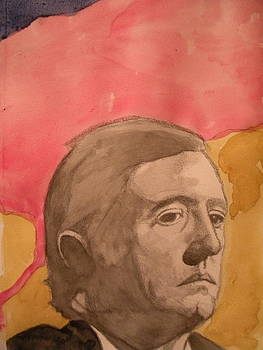 William F. Buckley by Jeremiah Cook