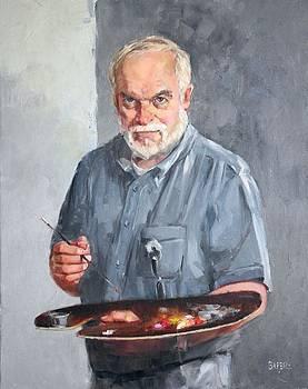 William Whitaker American Artist by Chris  Saper