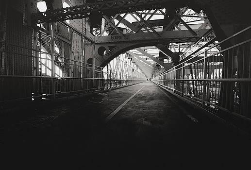 Williamsburg Bridge - New York City by Vivienne Gucwa