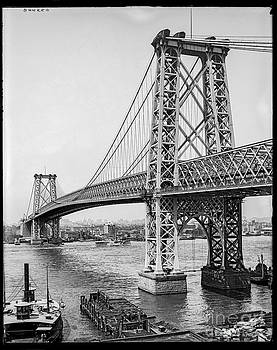 Russ Brown - Williamsburg bridge