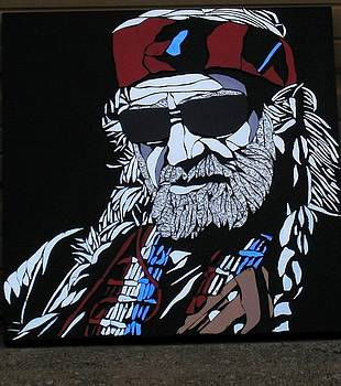 Willie Wears Shades by Tom Runkle