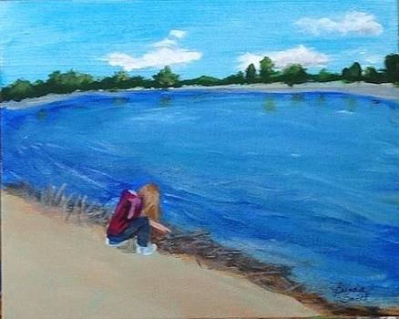 Willow Pond by Brenda L Smith