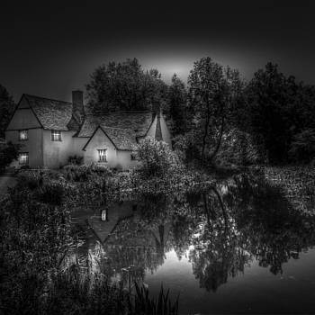 Willy Lotts cottage by S J Bryant