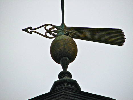 Sandy Tolman - Wilmington - 1335 - Weathervane