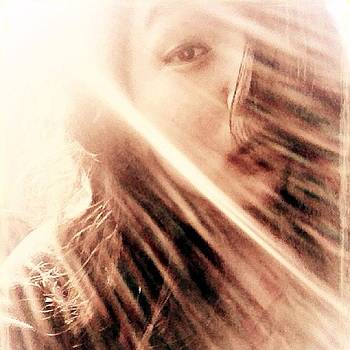 Wind In My Hair, And On The Back Of My by Laura Mazurek