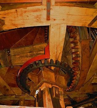 Wind Mill Gears by Carli Tolmie