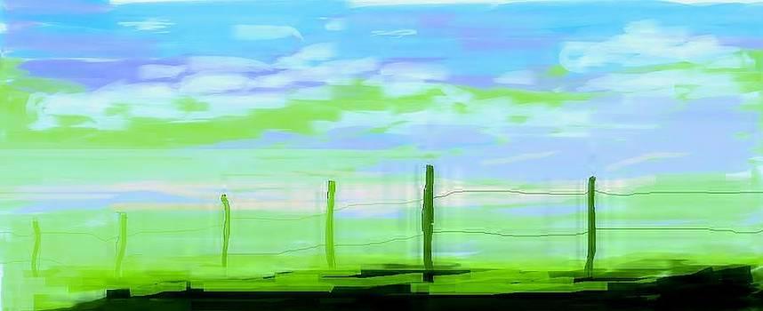 Wind by Mita Garcia